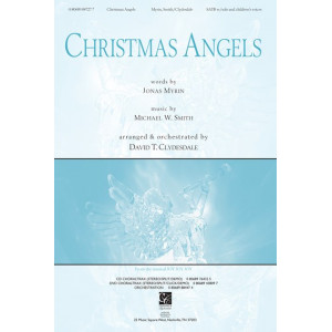 Christmas Angels (SATB)