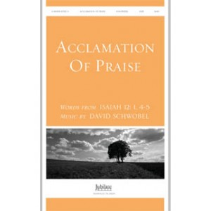 Acclamation of Praise (Handbell)