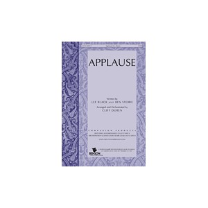 Applause (Acc. CD)