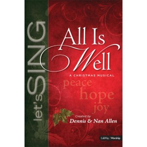 All is Well (Acc. CD)