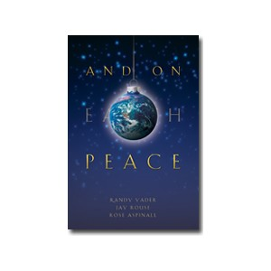 And on Earth Peace (CD) *POD*
