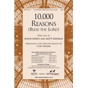 10,000 Reasons (Bless the Lord) (Acc. CD)