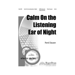 Calm On the Listening Ear of Night (Harp)