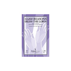 10,000 Reasons: Bless the Lord (Accompaniment CD)