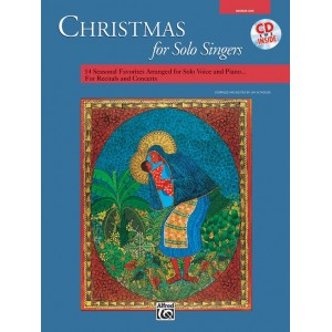 Christmas for Solo Singers Medium-Low (Vocal Collection)