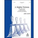 A Mighty Fortress Three Hymn Settings for Handbells