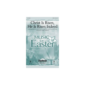 Christ is Risen He is Risen Indeed (Acc. CD)
