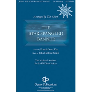 The Star Spangled Banner (SATB)
