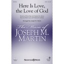Here is Love the Love of God (Acc. CD)