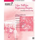 5 for Fall for Beginning Ringers