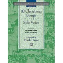 Mark Hayes Vocal Solo Collection: 10 Christmas Songs for Solo Voice (Medium High Voice)