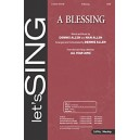 A Blessing (Acc CD)