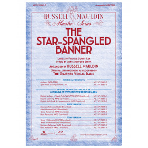 The Star Spangled Banner (Acc CD)