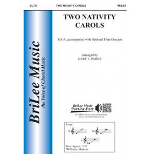 Two Nativity Carols (SSA)