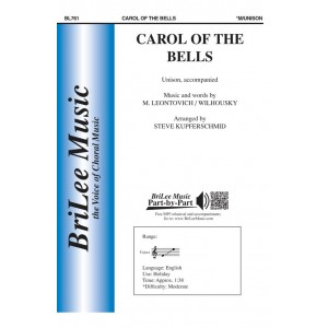 Carol of the Bells (Unison)