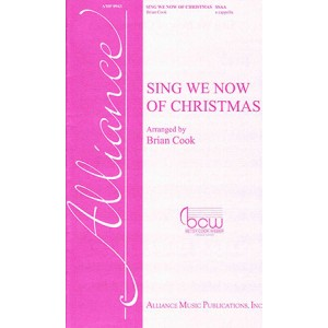 Sing We Now of Christmas  (SSAA)