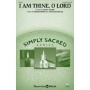 I Am Thine O Lord (2-Part Mixed)
