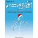 A Dozen a Day Christmas Songbook