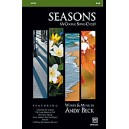 Seasons: A Choral Song Cycle (SAB)