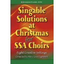 Singable Solutions at Christmas for SSA Choirs (Choral Book - SSA)