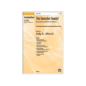 This December Season! (Choral Book - 2-Part)