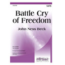 Battle Cry of Freedom  (SATB)