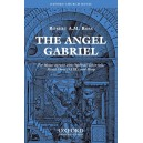 The Angel Gabriel (SSAA) and Harp Pt