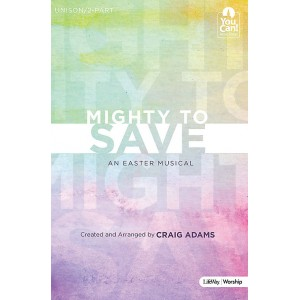 Mighty to Save  (Choral Book)