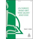 O Christ Who Art the Light and Day  (TTBB)