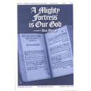 A Mighty Fortress Is Our God (SSAA)