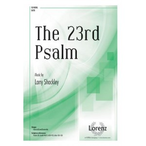 23rd Psalm, The  (SATB)