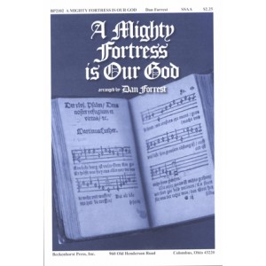 A Mighty Fortress Is Our God (Orchestration)