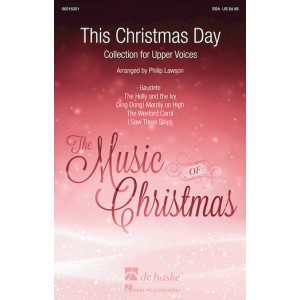 This Chrismas Day (SSA) Choral Book)