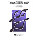 Beauty and the Beast  (SATB)