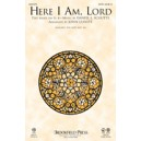 Here I Am Lord (SSA)