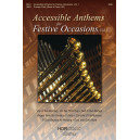 Accessible Anthems for Fetive Occasions V1 (Choral Book)