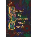 Festival Of Lessons and Carols  (Handbell Score)