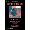 Worthy of Your Name (SATB)