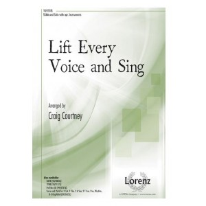 Lift Every Voice and Sing  (SSAA)