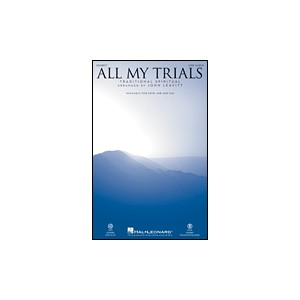 All My Trials (SAB)