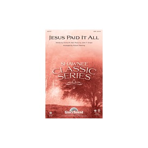 Jesus Paid It All (Acc. CD)