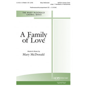 A Family of Love (SATB)