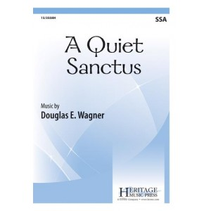 A Quiet Sanctus  (SSA)