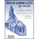 Bach Chorales for Band (Conductor Score) *POD*