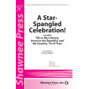 A Star-Spangled Celebration (SATB)