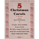 5 Christmas Carols (2 Octaves)