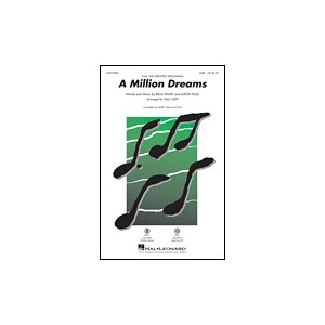 A Million Dreams  (SAB)