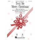 Text Me Merry Christmas (SSA)