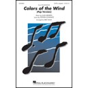 Colors of the Wind  (SATB)