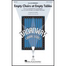 Empty Chairs at Empty Tables  (SATB)